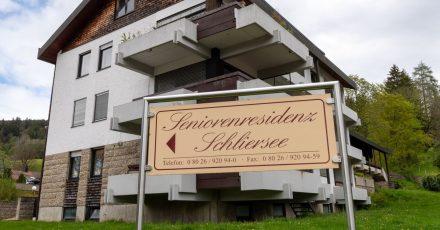 """In der """"Seniorenresidenz Schliersee"""" soll es zu schlimmen Verbrechen gekommen sein."""