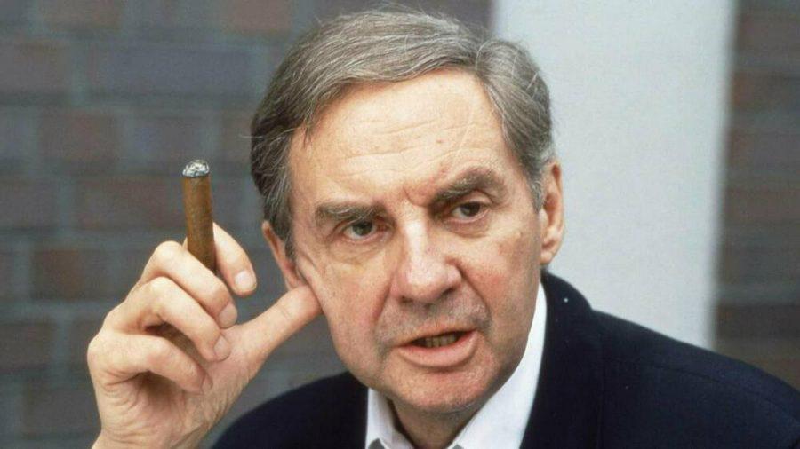 Harald Juhnke starb 2005 im Alter von 75 Jahren (stk/spot)
