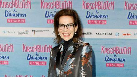 Einer ihrer letzten Auftritte Ende Februar 2019 in München: Hannelore Elsner. (ili/spot)