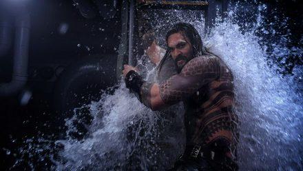 Jason Momoa als Titelheld Aquaman aka Arthur Curry (hub/stk/spot)