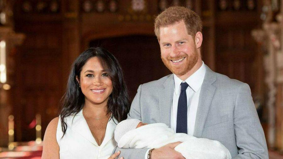 Prinz Harry und Herzogin Meghan präsentierten Baby Archie am 8. Mai 2019 der Weltöffentlichkeit. (ili/spot)