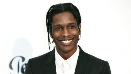 """Rapper A$AP Rocky scheint in Sängerin Rihanna """"die Richtige"""" gefunden zu haben. (aha/spot)"""
