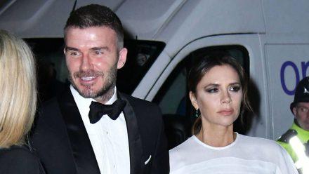 Das trägt David Beckham bei Videokonferenzen wirklich