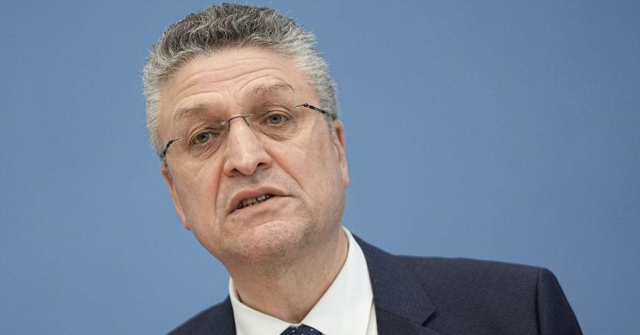 RKI-Präsident Lothar Wieler sieht nur in der Impfung einen dauerhaften Schutz vor Corona.