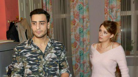 """""""GZSZ"""": Lilly erkennt, wie enttäuscht Nihat von seinen Eltern ist. (cg/spot)"""