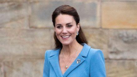 Kate Middleton hat ihre erste Impfung erhalten