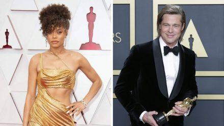 Hat sich Brad Pitt in diese Sängerin verguckt?
