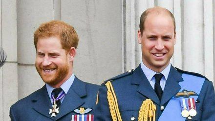 Prinz William und Prinz Harry sollen getrennte Reden bei der Einweihung des Diana-Denkmals planen. (ili/spot)