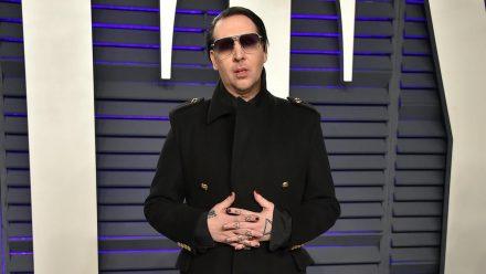 Marilyn Manson im Jahr 2019 (wue/spot)