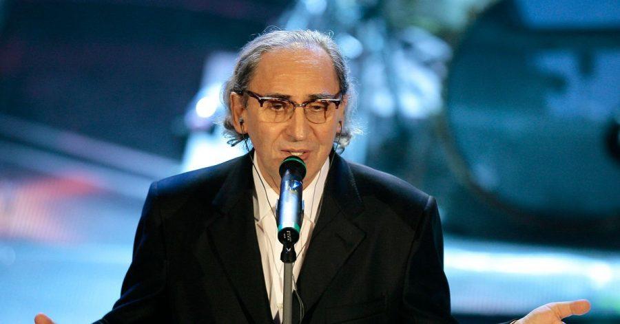 Franco Battiato beim «Festival di Sanremo» 2007. Der süditalienische Musiker, Liedermacher und Filmregisseur  ist gestorben.