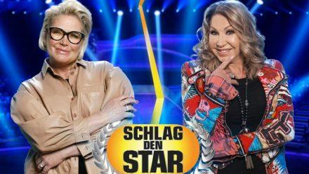 """Frauenpower bei """"Schlag den Star"""": Claudia Effenberg (l.) gegen Carmen Geiss (dr/spot)"""