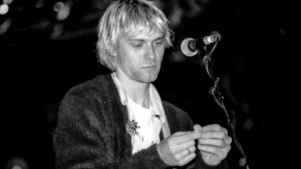 Kurt Cobain starb 1994 (hub/spot)