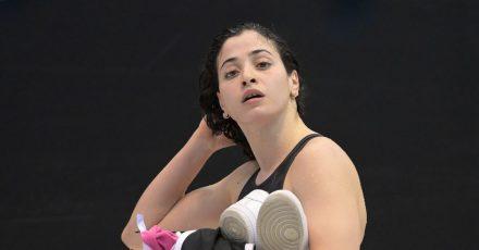 Die Schwimmerin Yusra Mardini hat für ihren Auftritt in den Sozialen Medien einen Influencerpreis erhalten.