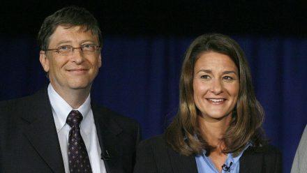 Bill und Melinda Gates teilen ihr Vermögen untereinander auf. (tae/spot)
