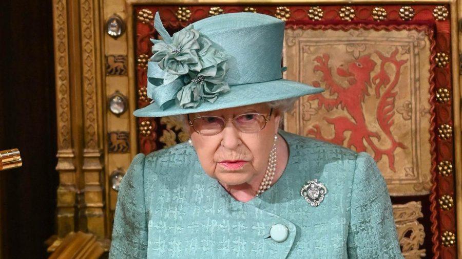 Queen Elizabeth II. bei der Parlamentsersöffnung im Dezember 2019 (wue/spot)