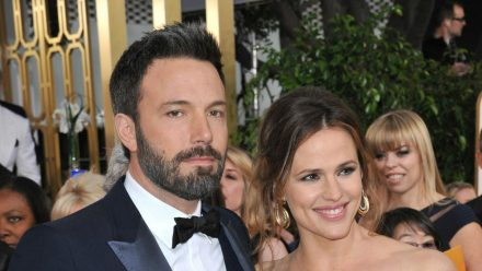 Ben Affleck und Jennifer Garner bei den 70. Golden Globe Awards in Los Angeles, 2013. (aha/spot)