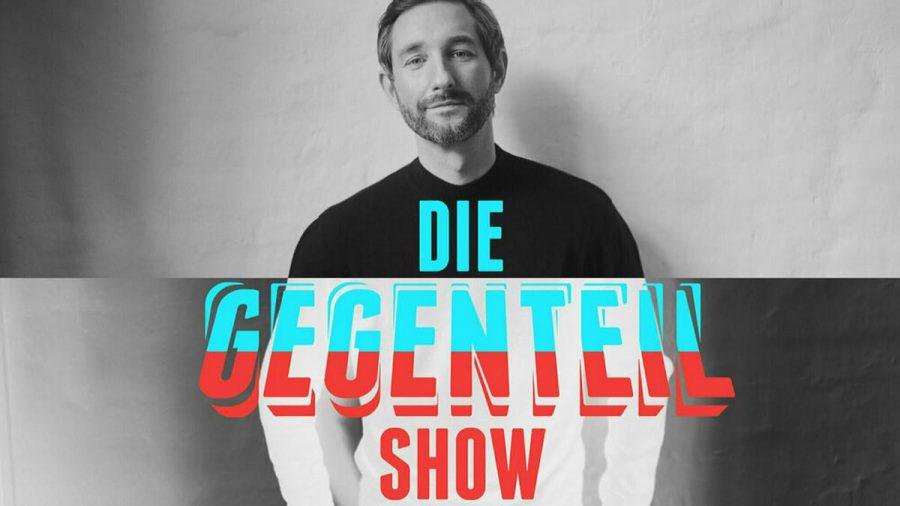 "Daniel Boschmann moderiert ""Die Gegenteilshow"" in Sat.1. (dr/spot)"