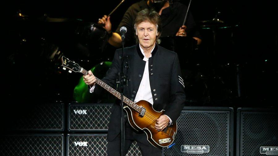 Paul McCartney ist eine wahre Musiklegende. (wag/wue/spot)