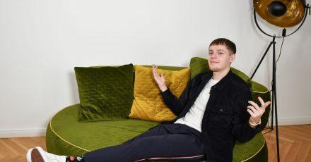 Der slowenische Popsänger Ben Dolic wird beim «Free European Song Contest» auftreten.