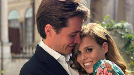 Seit Juli 2020 sind Prinzessin Beatrice und Edoardo Mapelli Mozzi verheiratet (stk/spot)