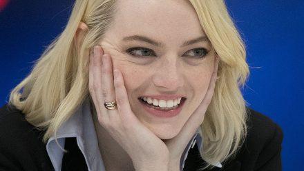 Emma Stone: Online-Chat mit den Royals