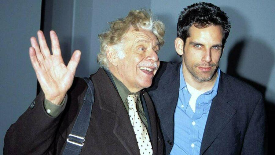 Ben Stiller (li.) zusammen mit seinem Vater Jerry im Jahr 1998 (rto/spot)