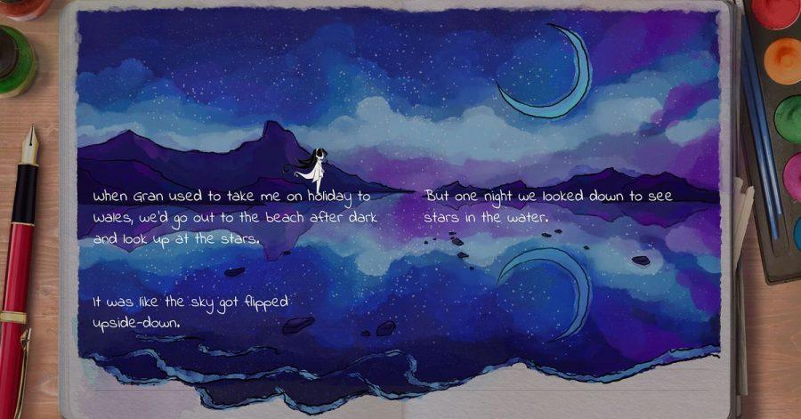 Liebevolle Zeichnungen machen die Reise zwischen die Zeilen von «Lost Words:Beyond the Page» auch optisch erlebenswert.