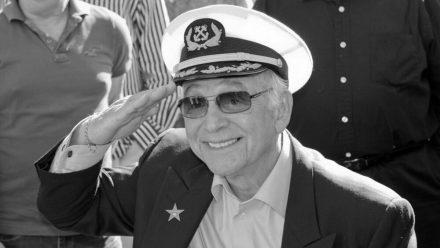 "Gavin MacLeod wird auf ewig Captain Merrill Stubing aus ""Love Boat"" sein (stk/spot)"