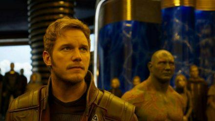 """""""Guardians of the Galaxy Vol. 2"""": Star-Lord (Chris Pratt) und sein Team müssen wieder ihr Bestes geben (cg/spot)"""