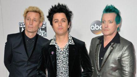 Green Day sind neben Volbeat im kommenden Jahr die Headliner von Rock im Park und Rock am Ring (wue/spot)