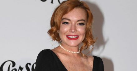 In dem Netflix-Film soll Lindsay Lohan eine verwöhnte und frisch verlobte Hotel-Erbin spielen.