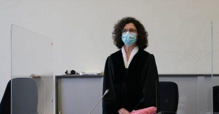 Nach Angaben der Vorsitzenden Richterin Ulrike Schönfelder hat «Milliarden-Mike» bereits 28 Jahre seines Lebens hinter Gittern verbracht.