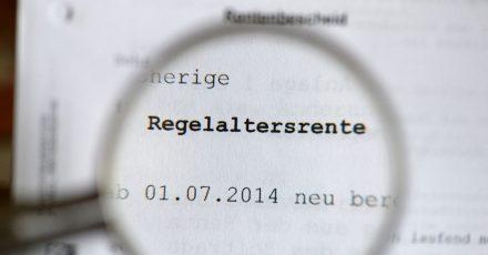 Mit der sogenannten Kontenklärung können Fehler im Rentenverlauf korrigiert werden.