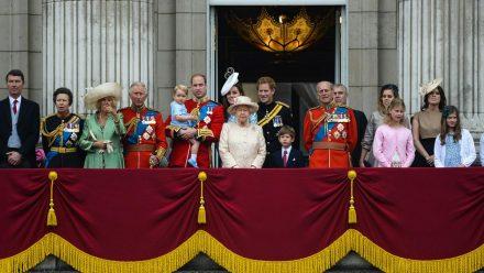 Das britische Königshaus wird es vorerst doch nicht in animierter Version geben. (stk/spot)