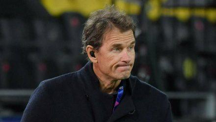 Jens Lehmann hat sich mit seinen Aussagen über Dennis Aogo nicht nur bei Hertha BSC Berlin ins Aus geschossen. (stk/spot)