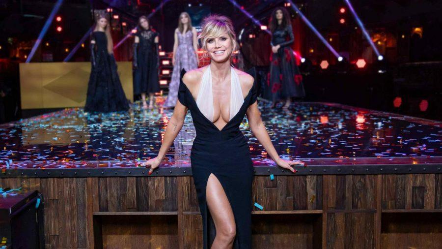 """Für die Gewinnerin von """"Germany's next Topmodel"""" wird es dieses Jahr keinen Vertrag bei der Modelagentur von Heidi Klums Vater geben. (jru/spot)"""
