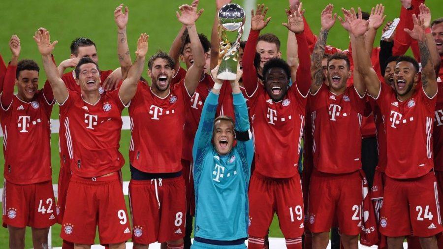 Amazon bestätigt neue Doku über Bayern München