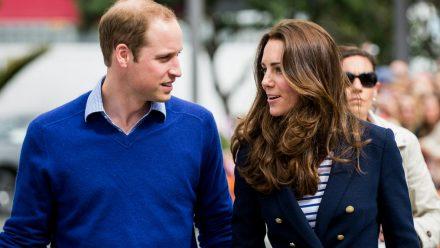 Prinz William und Herzogin Kate sind traurig über den bevorstehenden Abschied (rto/spot)