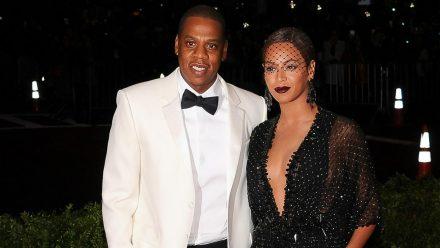 Jay-Z und Ehefrau Beyoncé sind seit 2008 verheiratet. (jom/spot)