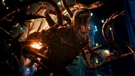 Bösewicht Carnage (Woody Harrelson) kehrt zurück. (jom/spot)