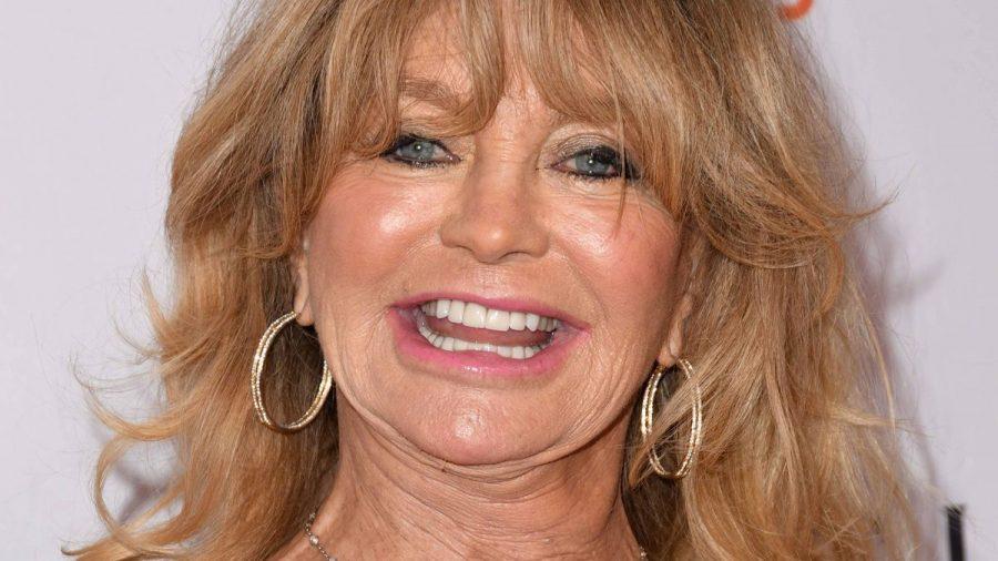 Goldie Hawn: Ein Oscar rettet nicht vor Depressionen