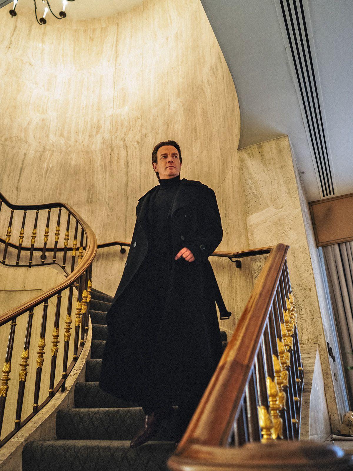 """Ewan McGregor ist der Star im neuen Netflix-Hit """"Halston"""""""