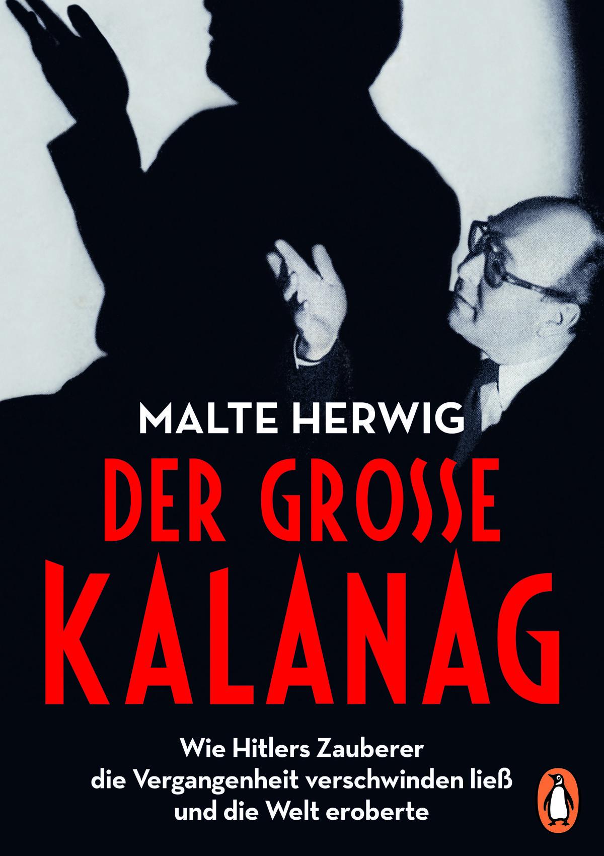 Selbstdarsteller Kalang: Buch über Hitlers Zauberer erschienen