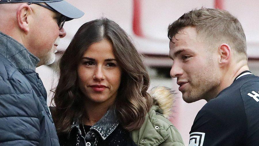 Sarah Lombardi und Julian Büscher haben geheiratet
