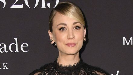 "Kaley Cuoco zu einer Reunion bei ""Big Bang Theory"""