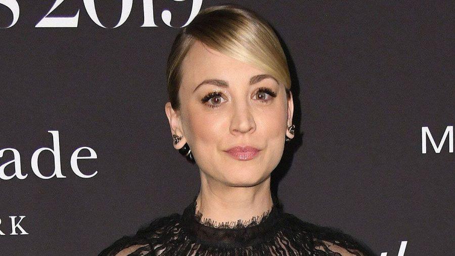 "Kaley Cuoco zu einer Reunion bei ""Big Bang Theory"""