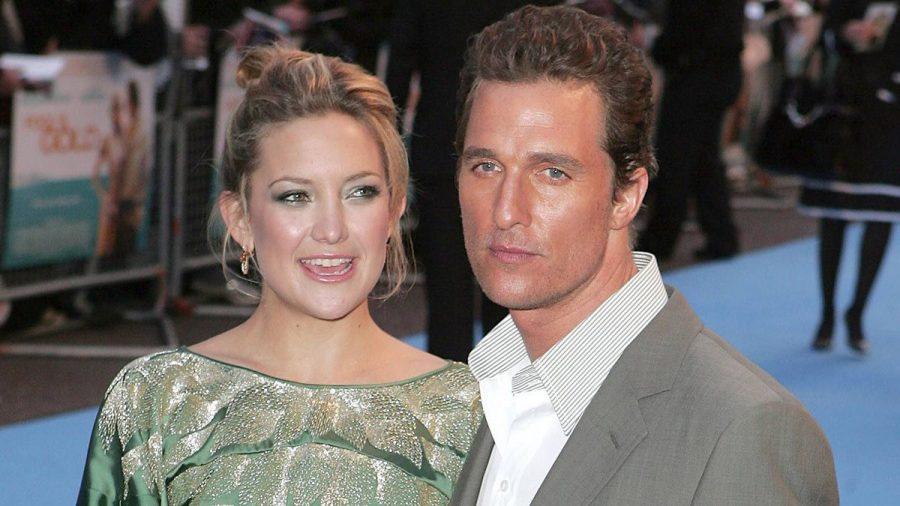 Kate Hudson sieht Matthew McConaughey als Gouverneur