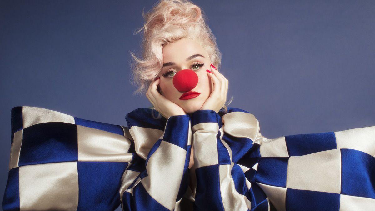 Katy Perry hebt ihre Klamotten schon mal für ihre Tochter auf