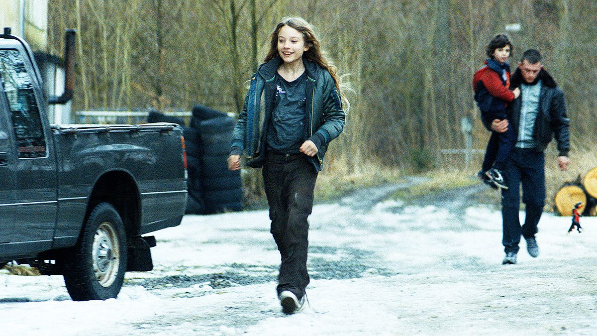 "Jannis Niewöhner in ""Kids Run"""