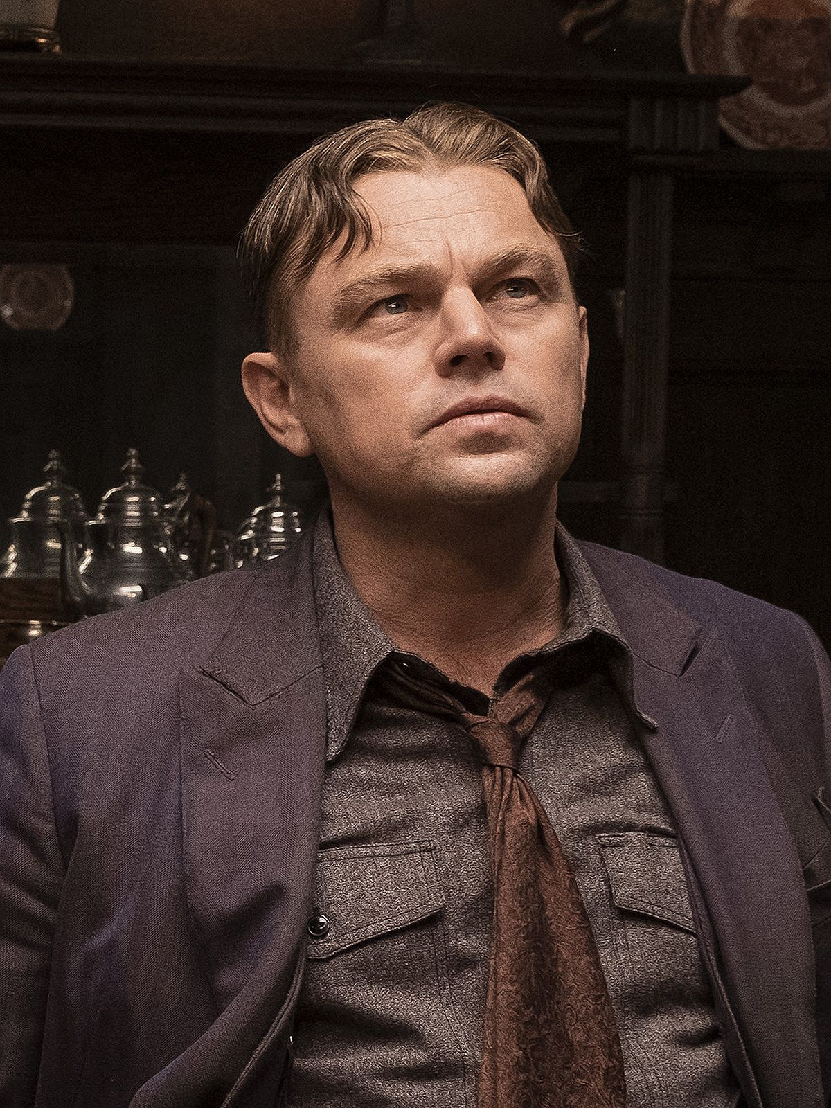 """First Look: Leonardo DiCaprio in """"Killers of the Flower Moon"""""""
